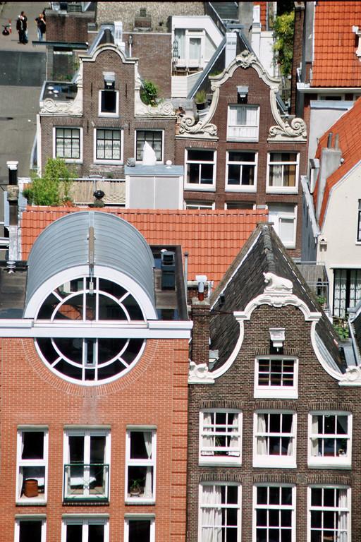 Amsterdam, Blick von der Westerkerk