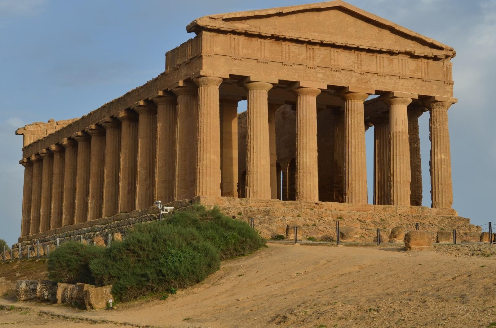 Agrigento, Concordia-Tempel