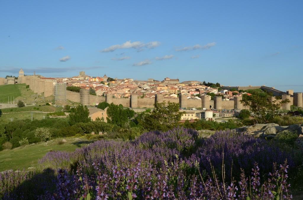 Stadtmauer von Ávila (12. Jh.)
