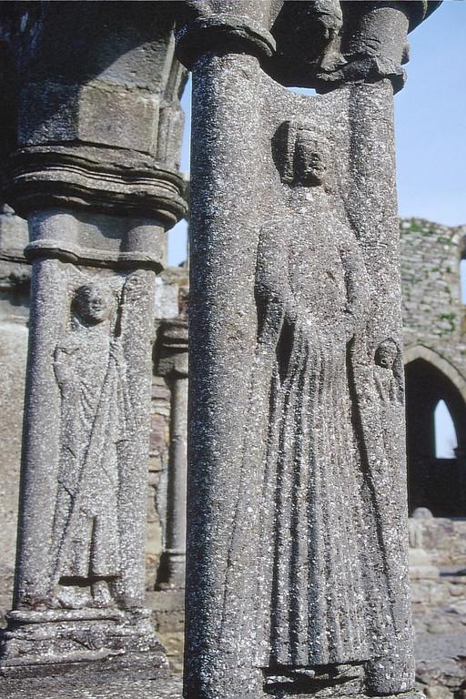 Zisterzienserkloster Jerpoint, Kreuzgang