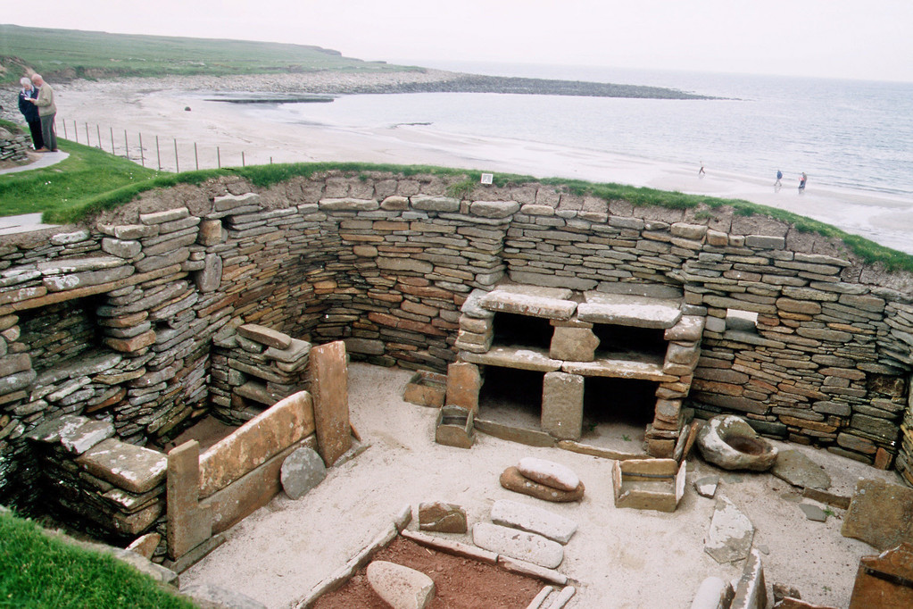 Orkney Mainland, Skara Brae