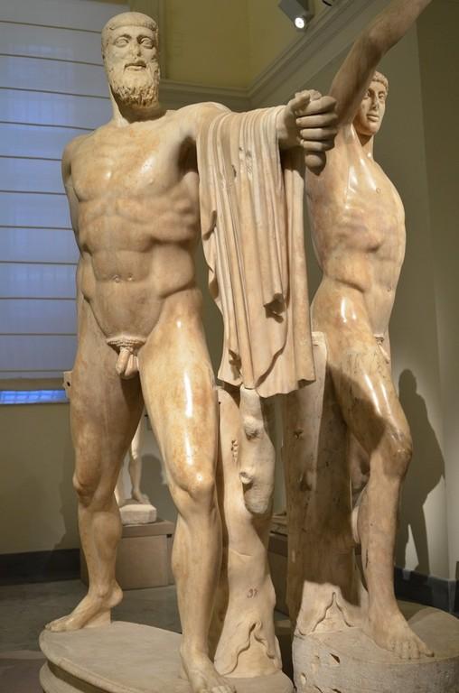 Neapel, Archäologisches Nationalmuseum, Tyrannentöter