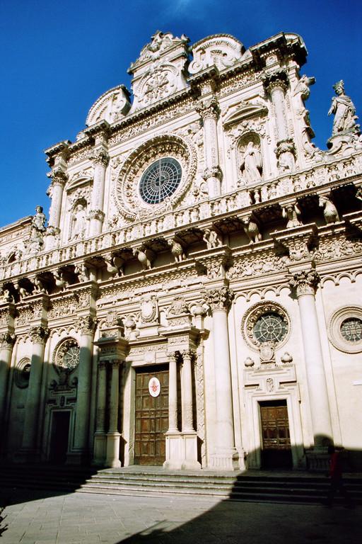 Lecce, S. Croce