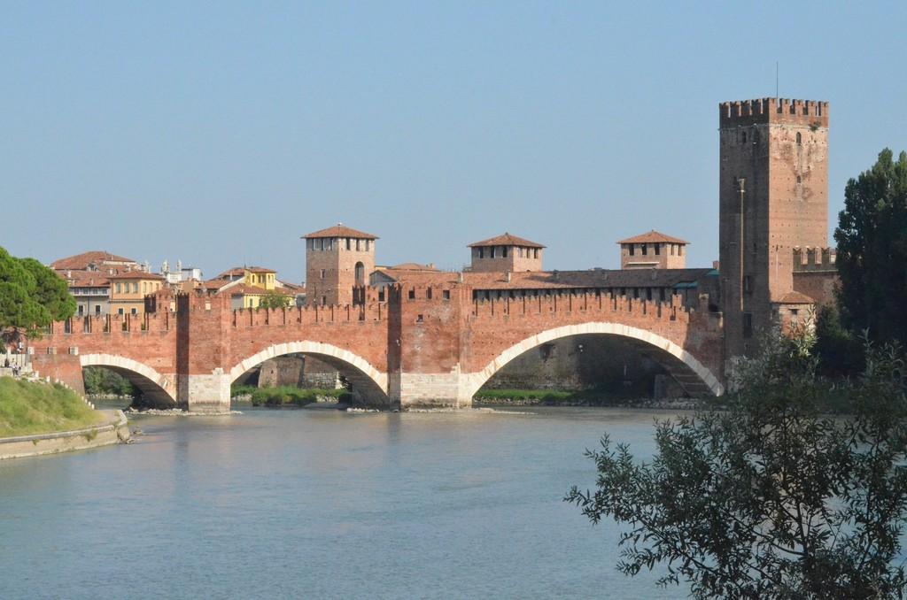 Verona, Scaligeri-Brücke