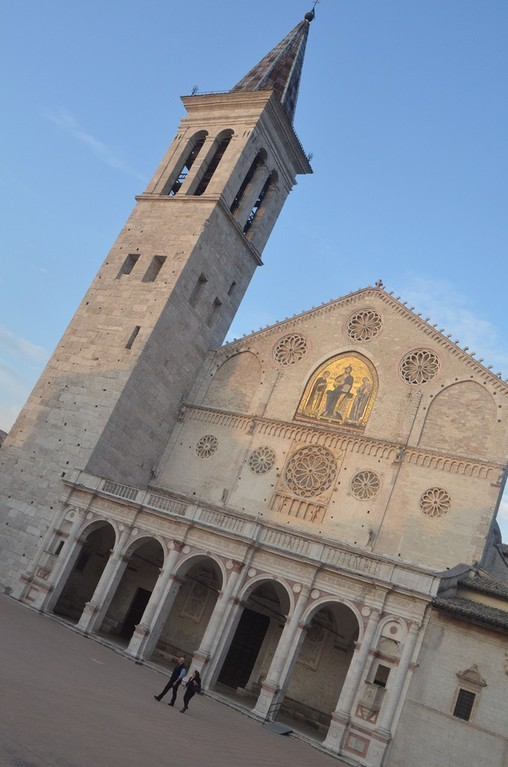 Spoleto, Dom Santa Maria Assunta