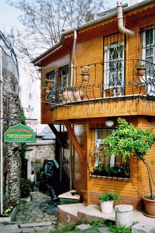 Istanbul, Osmanisches Haus