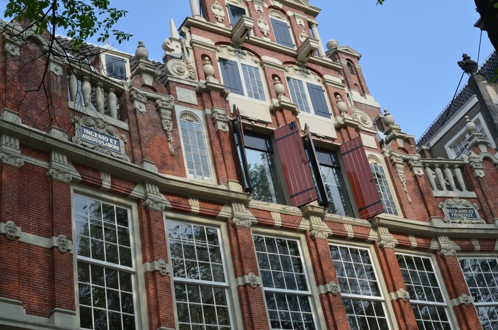 Amsterdam, Bartolottihaus (Herengracht 170-172; Architekt: Hendrick de Keyser)