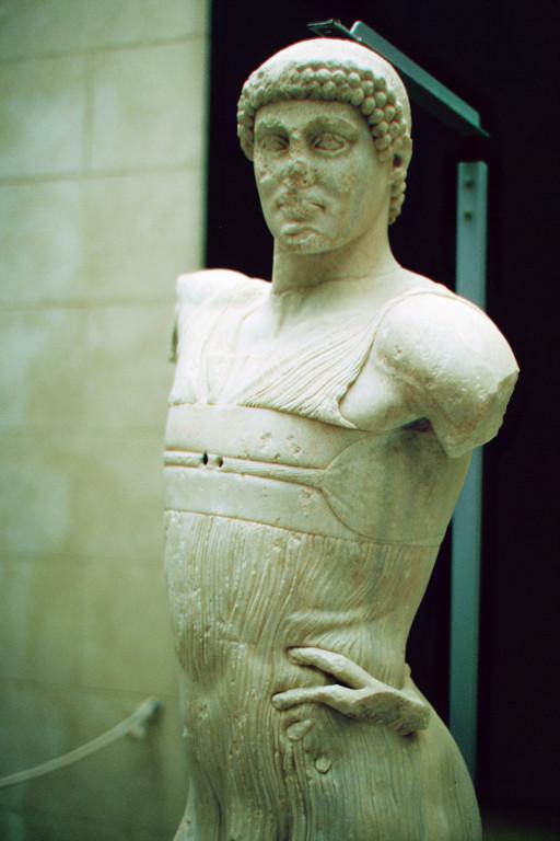 Ephebe von Mozia (Mozia, Archäologisches Museum)