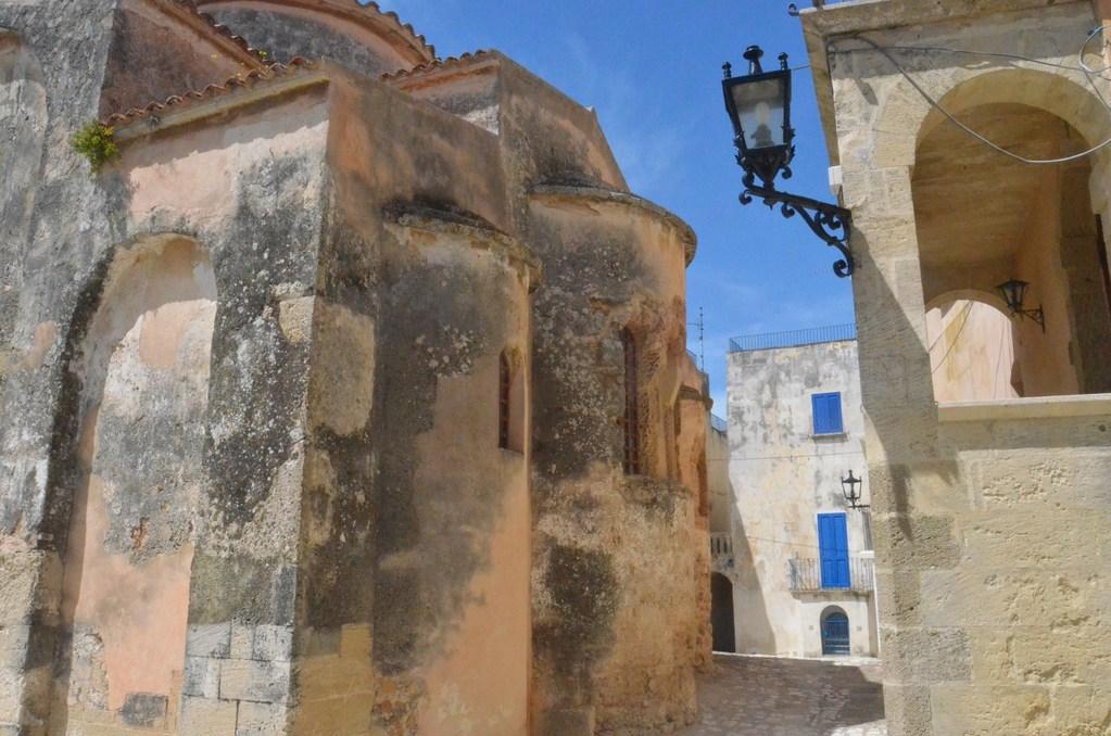 Otranto, Byzantinische Kirche S. Pietro