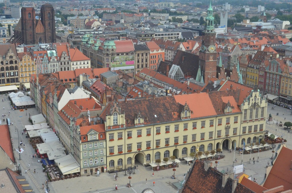 Breslau, Marktplatz
