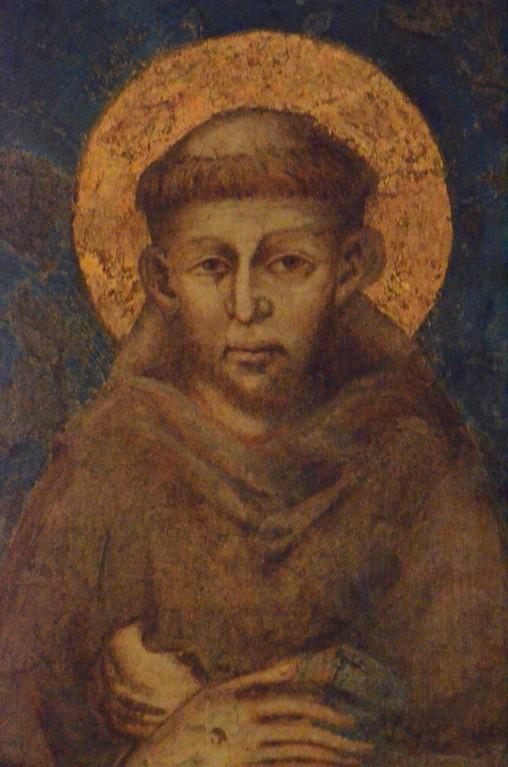 Cimabue, San Francesco