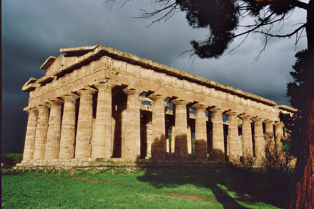Paestum, Poseidontempel