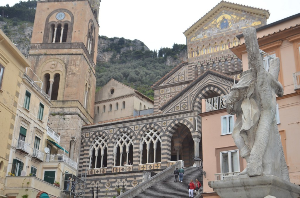 Amalfi, Dom S. Andrea