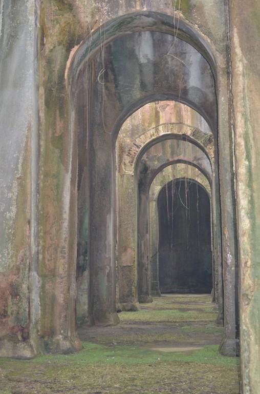 Bacoli, Piscina Mirabilis (Römisches Trinkwasserreservoir)