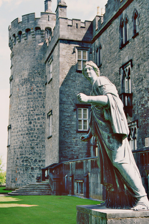 Kilkenny, Burg