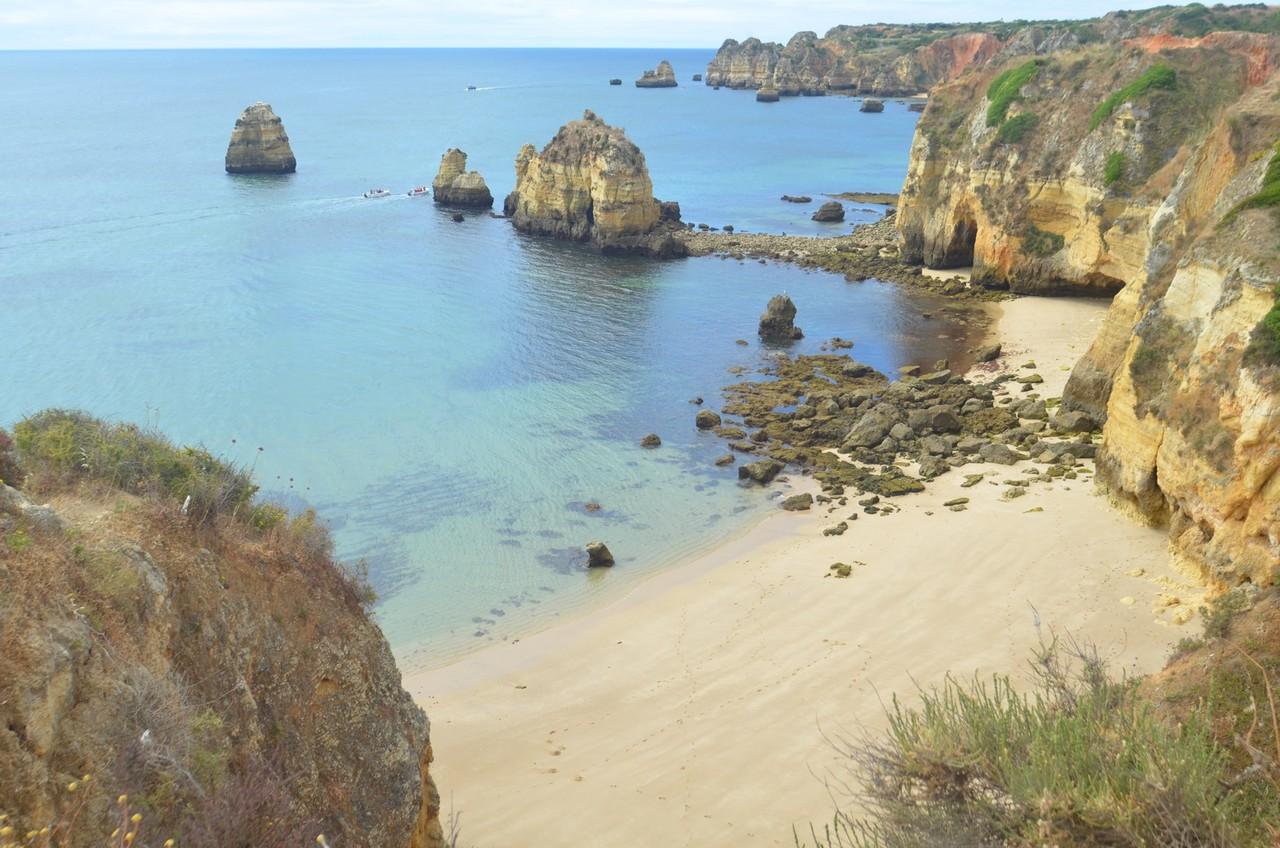 Algarveküste bei Lagos