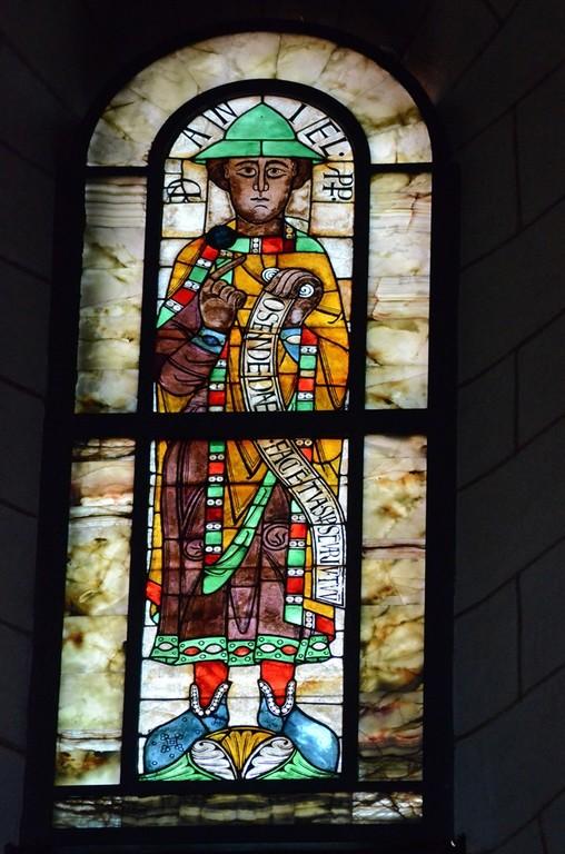 Dom zu Augsburg, Prophetenfenster (Daniel)