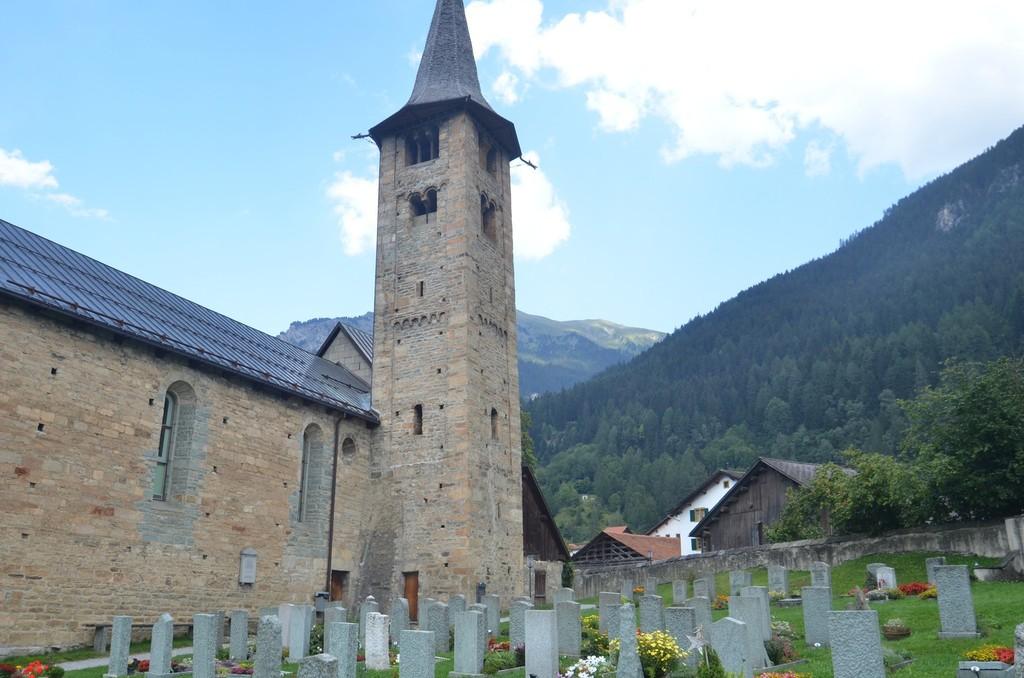 Zillis, Sankt Martin