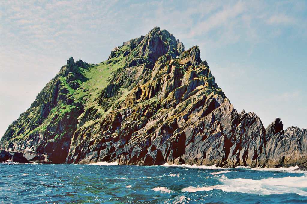 Skellig Michael, Totale