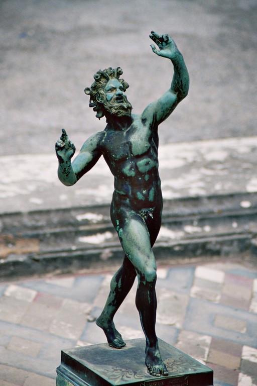 Pompeji, Haus des Faun