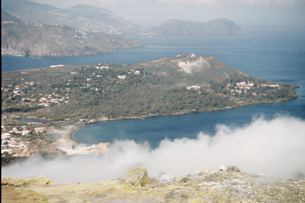 Volcano, Blick auf Vulcanello