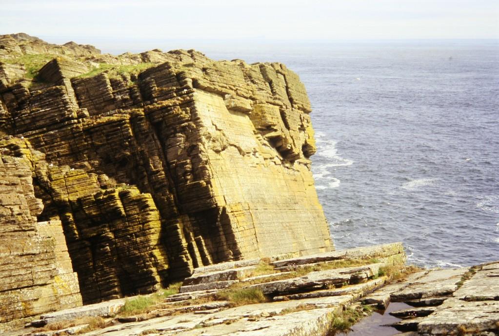 Orkney Mainland, Kalksteinformationen