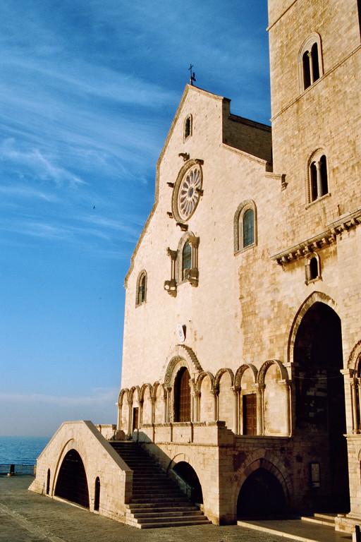 Trani, Kathedrale S. Nicola Pellegrino
