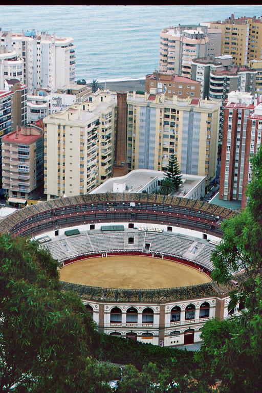 Málaga, Plaza de Toros