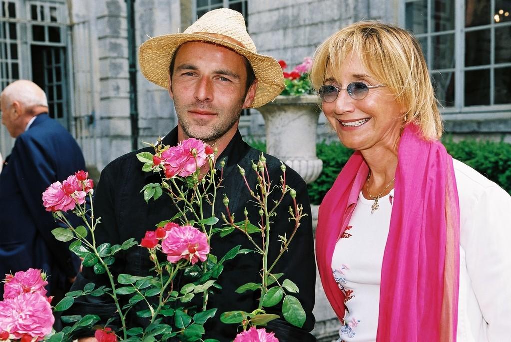 'Sylvie' a été baptisé en 2005 lors de la Fête de la Rose à Chaalis avec pour marraine Marie-Anne Chazel.