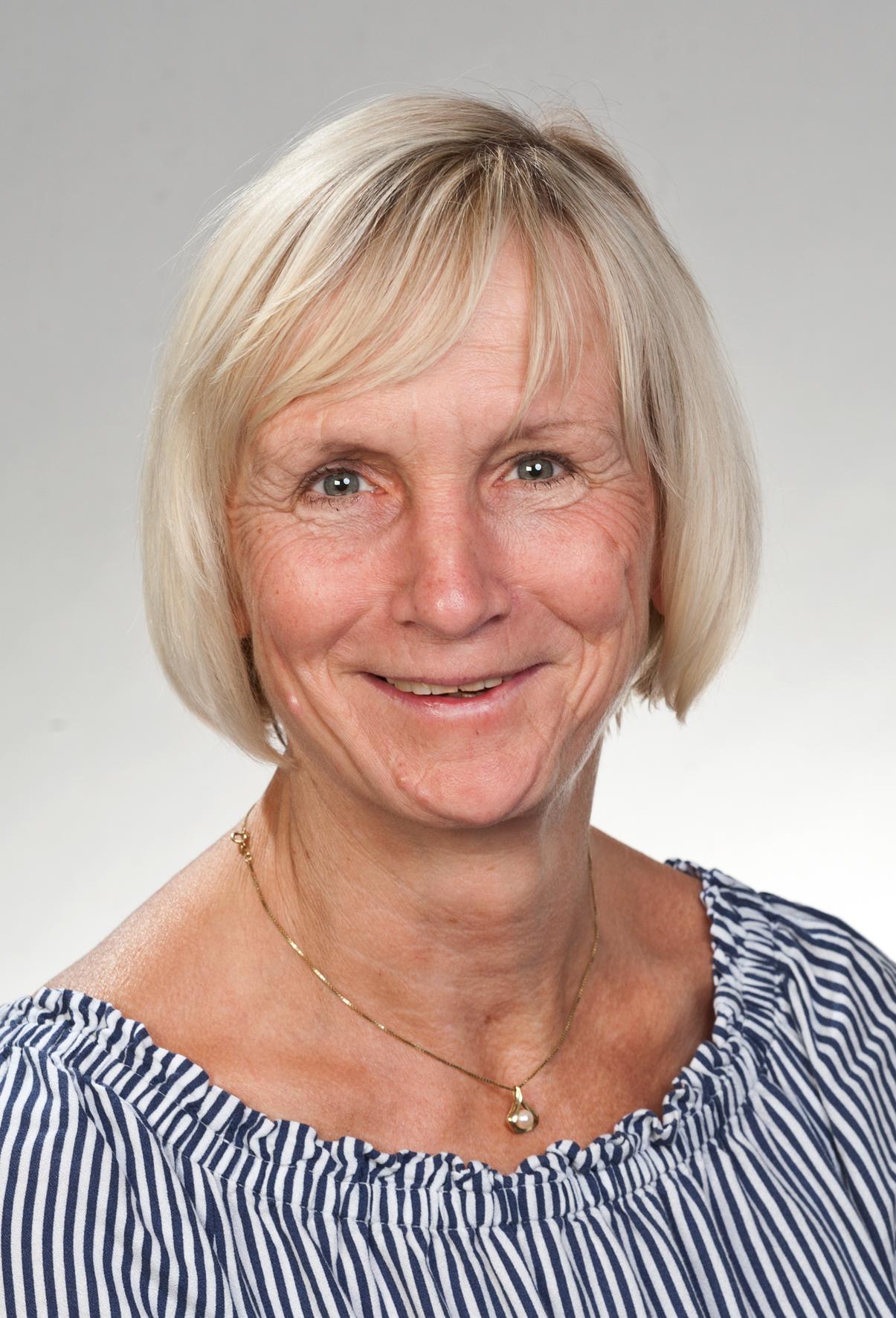 Rita Heinen-Geiser - Bürokraft im Kempener Tantreff-Büro und gute Seele des Hauses.