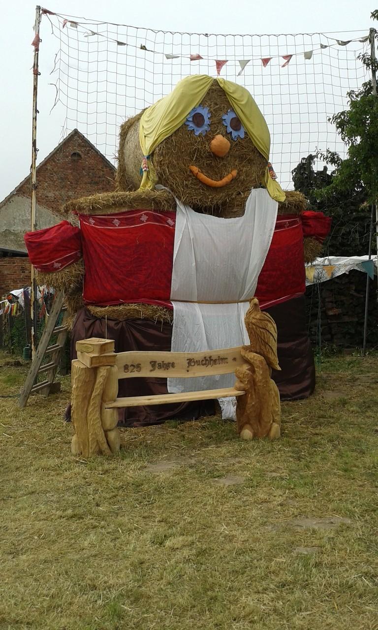 Jubiläumsfest von 825 Jahre Buchheim