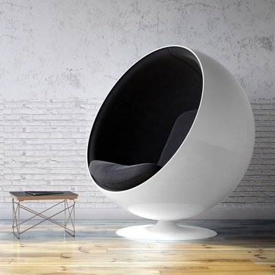 De Ball Chair op de website van Domini Design