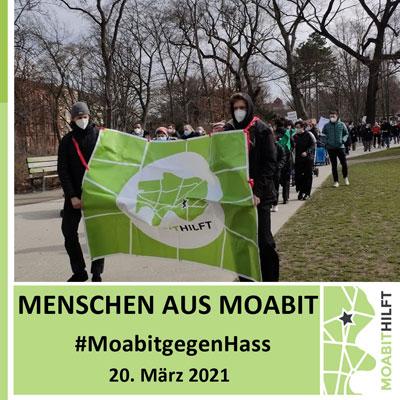 Menschen aus Moabit...gemeinsam !