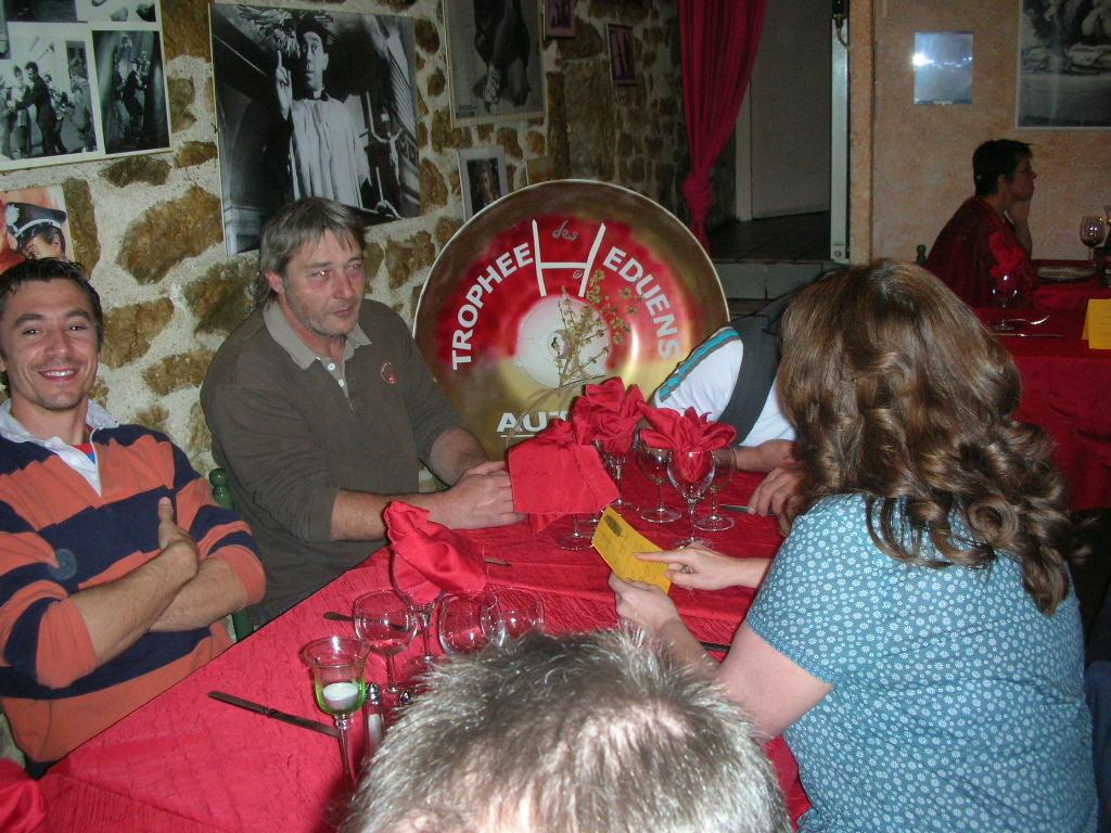 Trophée des Eduens 2009