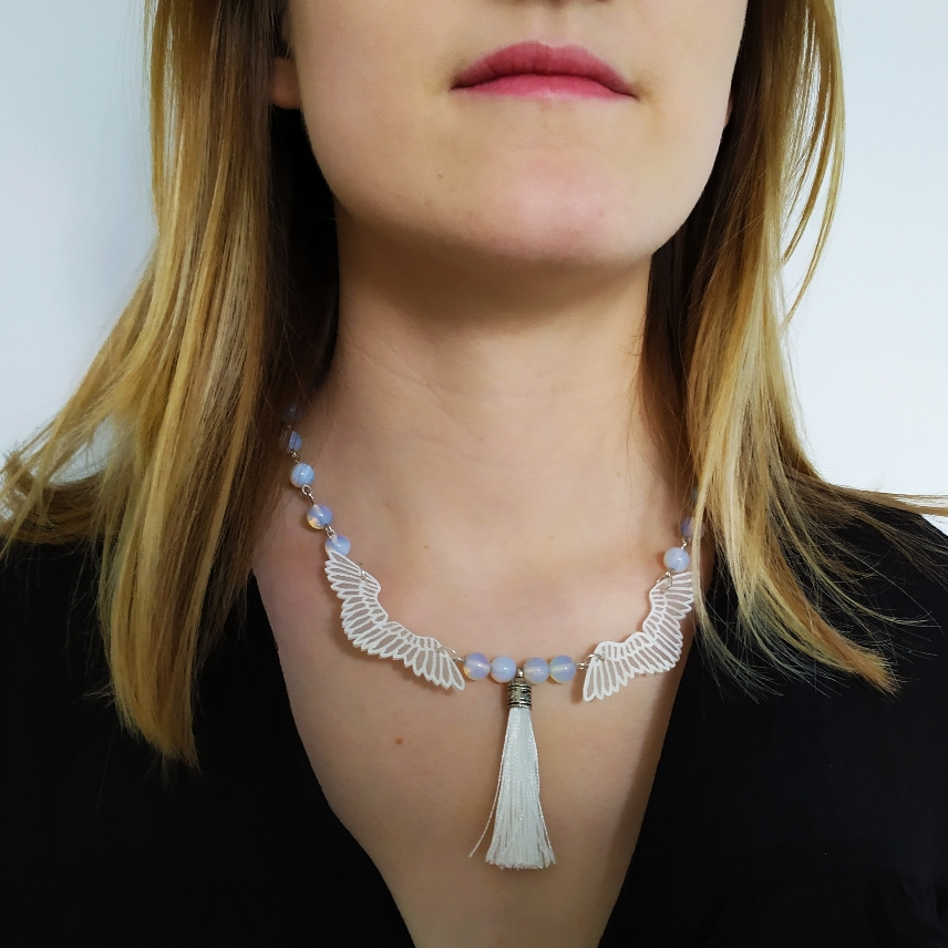 Bijoux de protection ou de connexion avec le monde angélique