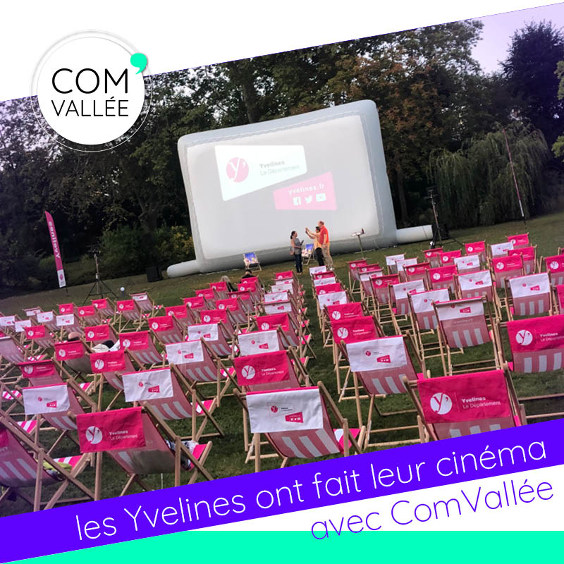Clap de fin pour «Les Yvelines font leur cinéma»