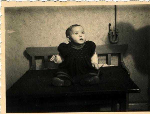ich bin sieben Monate alt