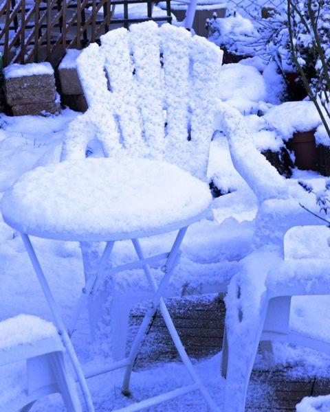 der Winter ist da!!