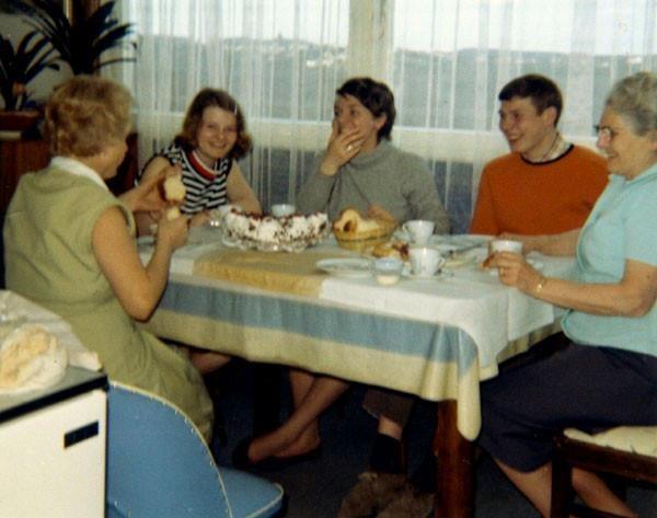 mein Geburtstag 1968 - Eschberg