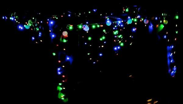 mein 'Feuerwerk'