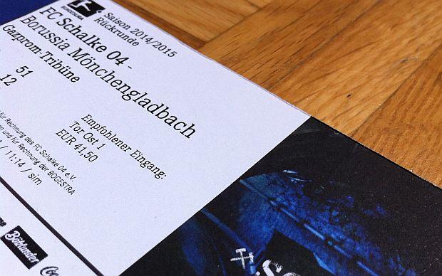Schalke Ticketverkauf