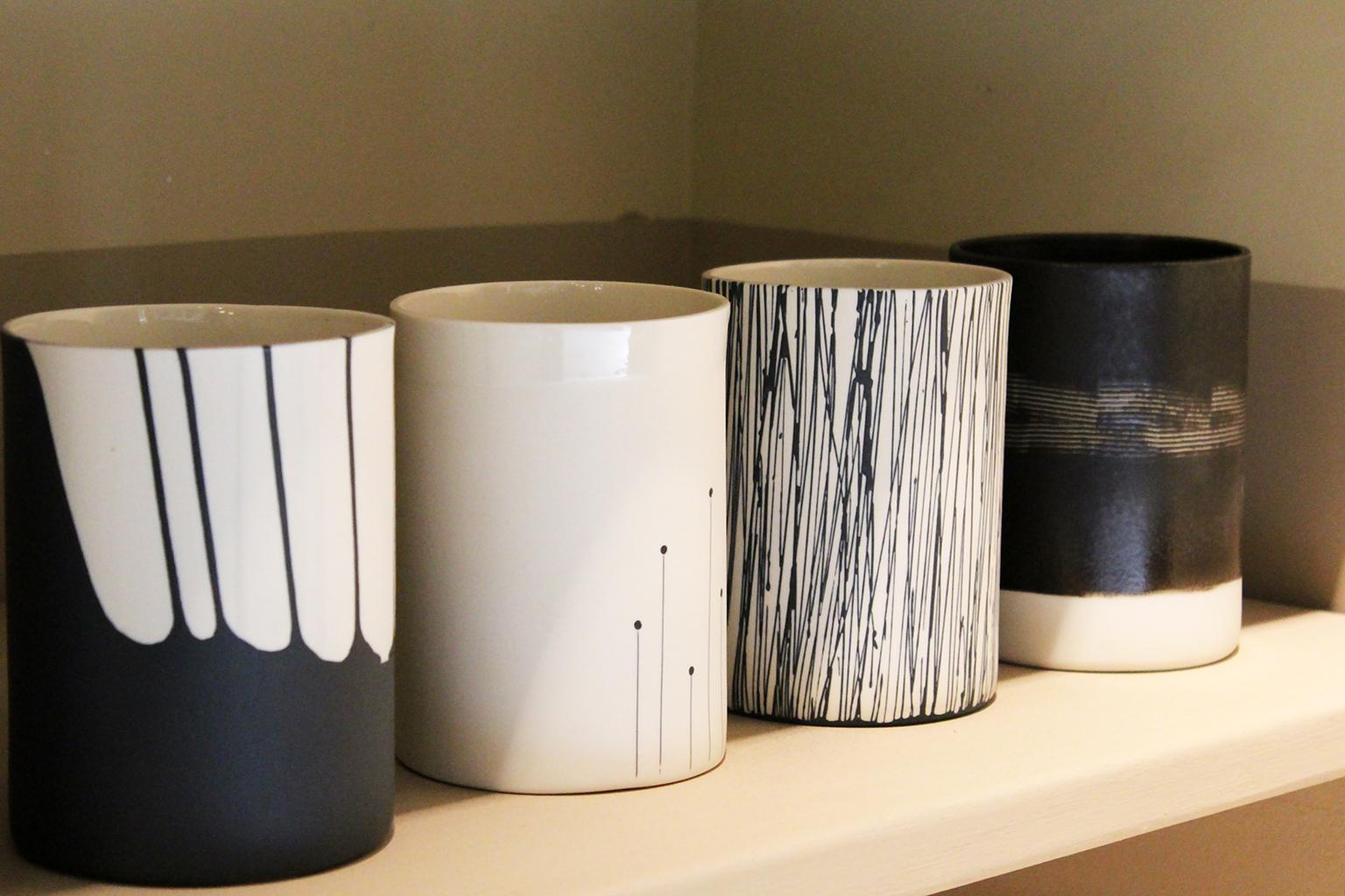 Les céramiques de Stephanie Dastugue