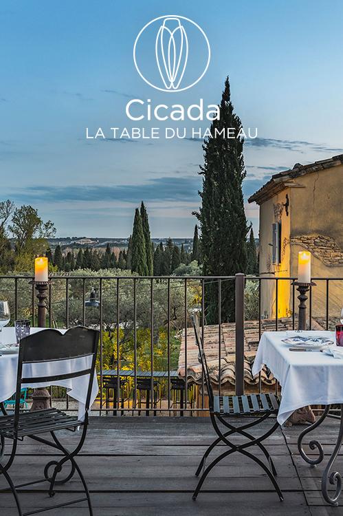 La Table du Ventoux, restaurant 1 étoile en Provence