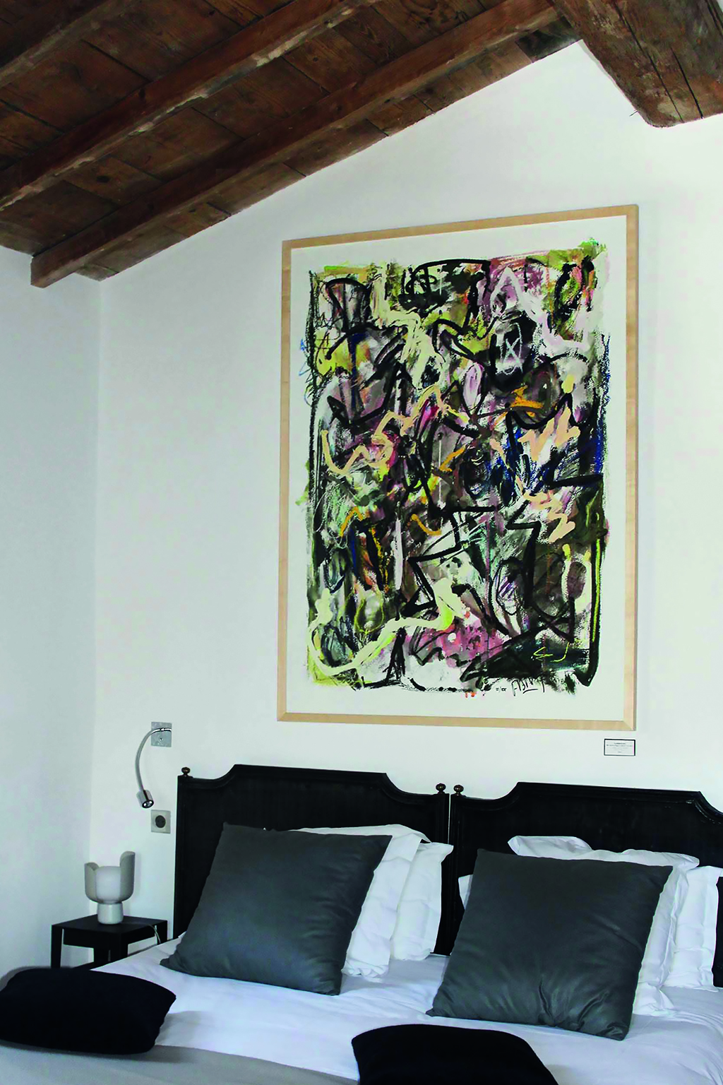 """""""Le champ des possibles ou la peinture oxymore"""" by F.B-R"""