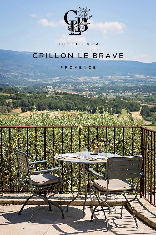 Cicada, la Table du Hameau, restaurant 1 étoile Michelin en Provence