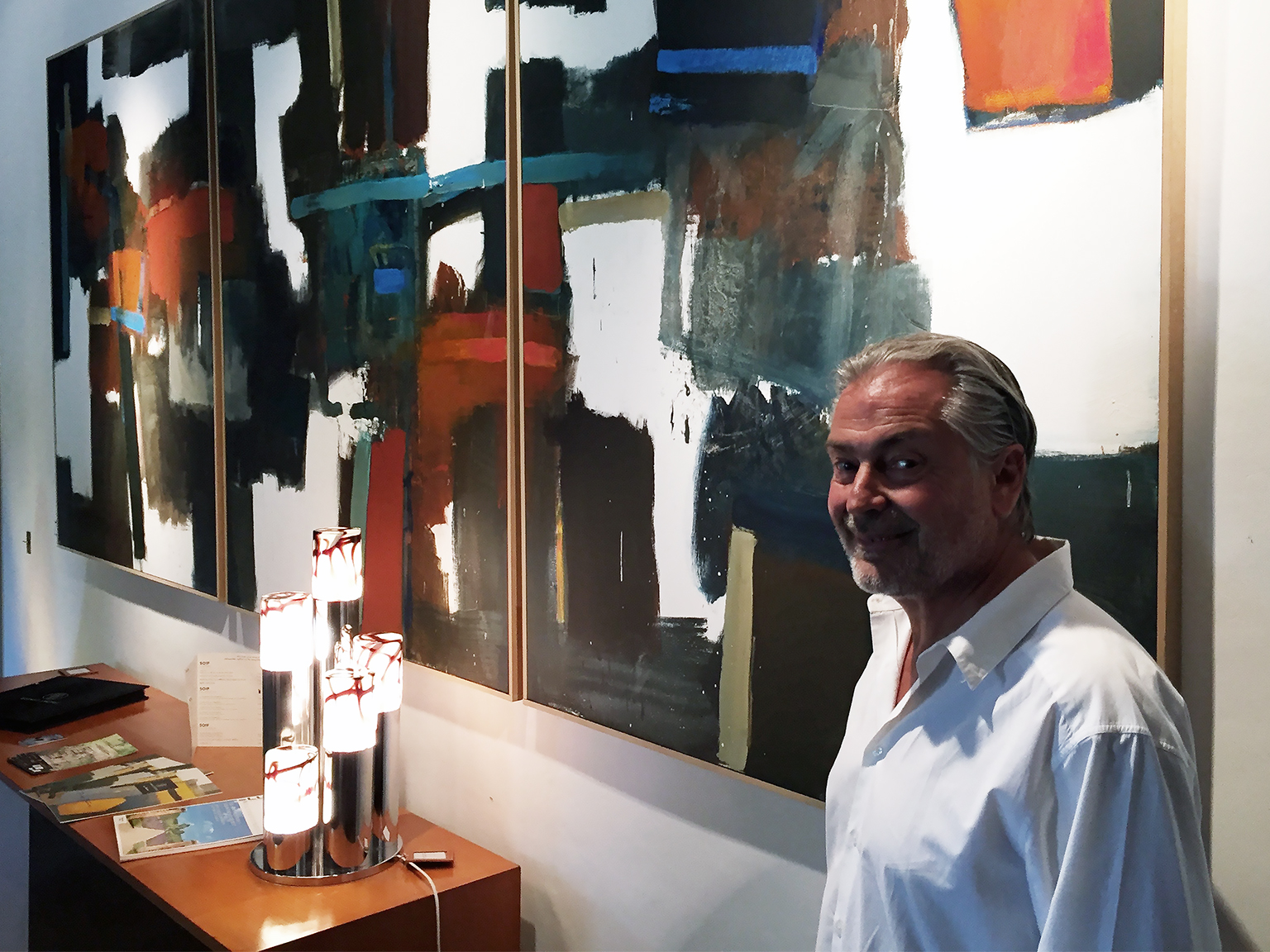 Les peintures de Didier Biffano