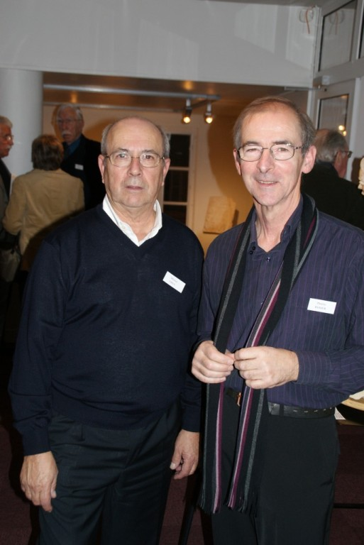 Michel Gres et Thierry Rosier