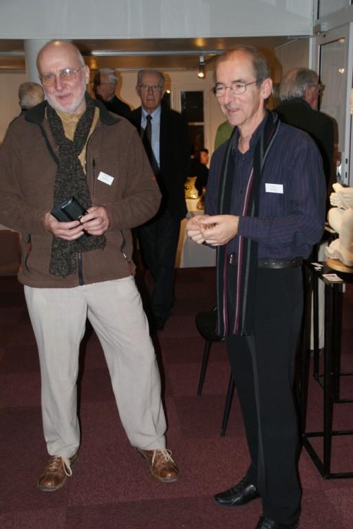 Cristian Bisman et Thierry Rosier