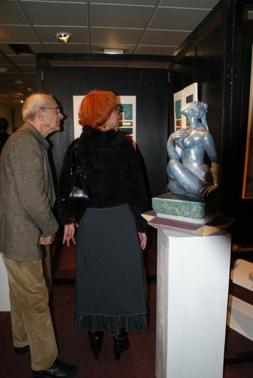 Anne Marie Audren et Jean Pierre Balas