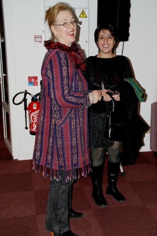 Caroline Delépine et Cathy Lagarrigue